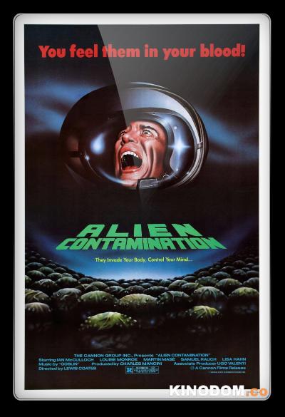 Заражение / Contamination 1980 BDRip (720p)