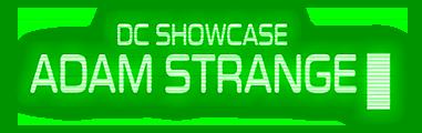 Витрина DC: Адам Стрэндж / DC Showcase. Adam Strange [2020 BDRemux 1080p]