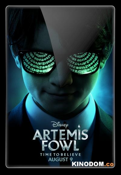 Артемис Фаул / Artemis Fowl [2020 WEB-DLRip]