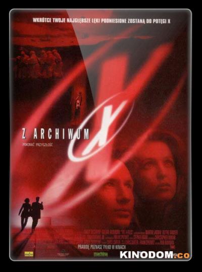 Секретные материалы / The X-Files s9 ep1-20 из 20 [2001-2002,BDRip]
