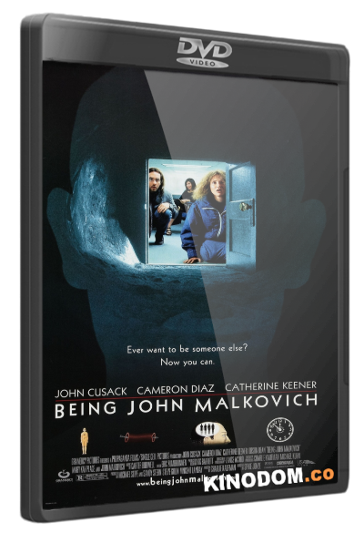 Быть Джоном Малковичем / Being John Malkovich [1999,VHSRip -> DVD]
