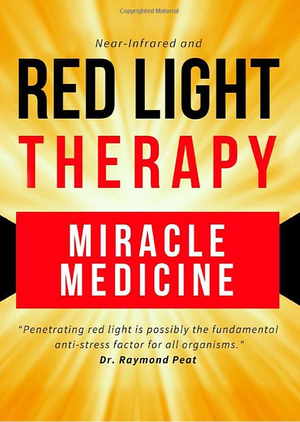 Настоящее чудо исцеления: терапия красным светом [Марк Слоан]