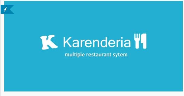 Karenderia v5.4.5 - Multiple Restaurant System