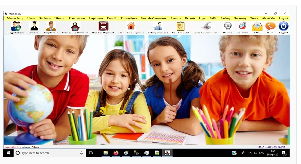 SchoolMate - Complete School and College ERP solution v1.0