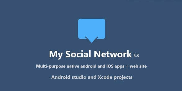 Nulled  My Social Network v6.0 - App and Website